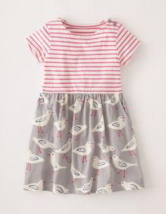 I'm so ordering this for the summer at the beach. Hotchpotch Jersey Dress at Boden