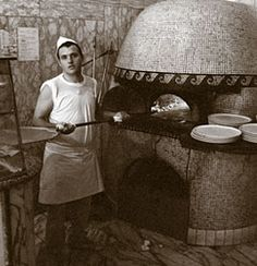 Old-fashioned neapolitan pizza  http://www.amazon.com/Sunday-Sauce-When-Italian-Americans-Cook/dp/1490991026
