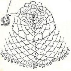 U Kathryn : Szydełkowe dzwonki/Crochet bells Crochet Christmas Wreath, Crochet Christmas Decorations, Crochet Decoration, Crochet Ornaments, Christmas Crochet Patterns, Filet Crochet Charts, Crochet Diagram, Crochet Motif, Crochet Doilies