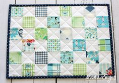 Scrappy Patchwork Pl