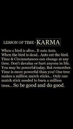 65 Best What Goes Around Comes Around Karma Images Words Karma