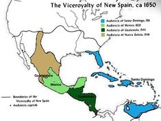Viceroyalties are provinces ruled by viceroys, direct representatives of the monarch. The Spanish used these to directly rule their vast provinces in the New World. The viceroy also presided over the audiencia.