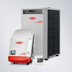 Fronius Solar Battery Package 10.5kW with Fronius Symo Hybrid