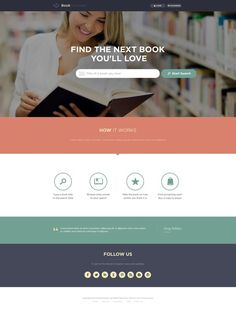 The best book website on the web - and you will design it! by NARRA