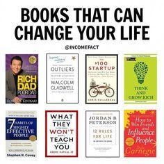 Best Books For Men, Best Self Help Books, Best Books To Read, Good Books, Books To Read In Your 20s, Book Club Books, Book Lists, Entrepreneur Books, Online Entrepreneur