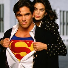 The images concluded with in this slide show are NOT mine.  This is a Slide.ly slide show made in tribute to Lois and Clark: The New Adventures of Superman.