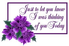 thinking of you quotes | THINKING OF YOU photo thinking-of-you-0943-purple.gif