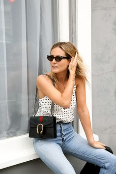 Summer Jeans, Two Ways | Fashion Me Now