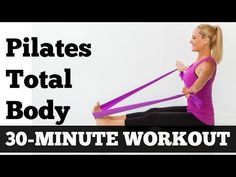 Pilates Workout 30 Minutes Full Body Sculpting Exercise Video for All Levels - YouTube