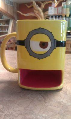 minion dunk mug - Google Search