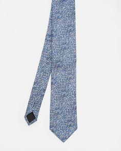 9586f189733f Ditsy floral silk tie Ditsy Floral, Floral Tie, Designer Ties, Tie And  Pocket