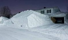 yep, that's an iowa blizzard