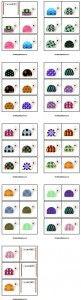 Juf Sanne: Slakkenrace (domino)