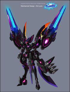 Colony of war - Acanthus by GoddessMechanic on DeviantArt Game Character Design, Character Concept, Character Art, Robot Concept Art, Armor Concept, Mode Cyberpunk, Robots Drawing, Beton Design, Gundam Wallpapers