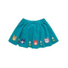 Animal Print Skirt - dresses & skirts - Mothercare