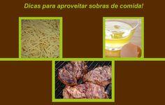 Bom dia!!!  Aqui está o nosso artigo de hoje :)  http://www.gramascomsabor.com/algumas-ideias-para-aproveitar-sobras-de-alimentos/