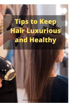 Why do some women enjoy luxurious hair growth while others don't? Genetics plays an important role in the kind of hair we are born with. However, regardless of the type of hair we are naturally endowed with, it is possible to enjoy a thick and healthy mop of hair by practicing a few traditional tips from the ancient Ayurveda practice to keep rather than lose one's hair. Natural Hair Tips, Natural Hair Styles, Jheri Curl, Curly Girl Method, Bleach Blonde, Face Framing, Type 4, Great Hair, All Things Beauty