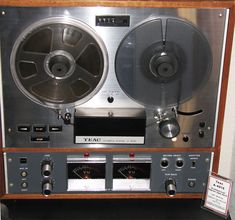 TEAC 4010-SL reel to reel tape recorder - www.remix-numerisation.fr