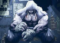 Street Fighter : Alex