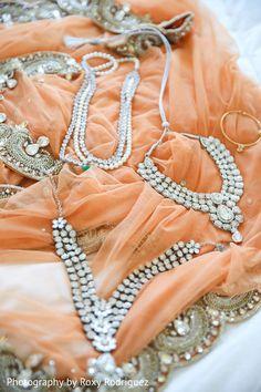 Indian bride fashion http://www.maharaniweddings.com/gallery/photo/85611