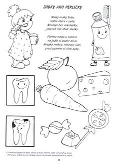Preschool Education, Preschool At Home, Preschool Activities, Dental Health Month, Dental Kids, Health Activities, Health And Wellness Quotes, Kindergarten Art, Hygiene