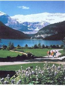Glacier National Park--Montana