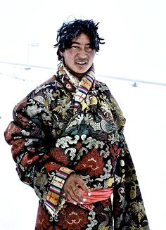 tibetan coat