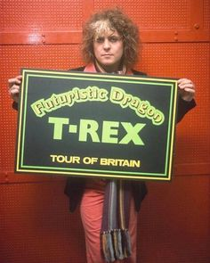 February 8th 1976  T.Rex play Cliffes Pavilion Southend On Sea Essex