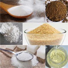 Tipos de açúcares e suas finalidades na cozinha - Amando Cozinhar - Receitas, dicas de culinária, decoração e muito mais!