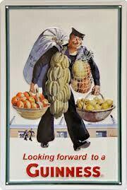 Vintage Advertising Posters | Guinnes