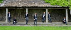 A wedding with waves – St Donat's Castle, Wales | http://english-wedding.com/2012/11/a-wedding-with-waves-st-donats-castle-wales/