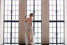 Battenburg gown, $3,100 this version