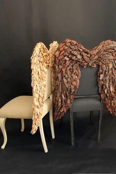 Angel chairs | lashendadeco.com