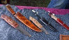 Kniv - grunnkurs Pocket, Velvet, Bags