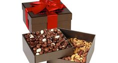 Swivel Gift Box, with tasty treats