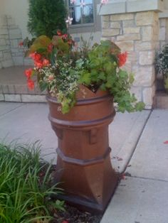 Chimney Pots On Pinterest Pots Copper And Terracotta