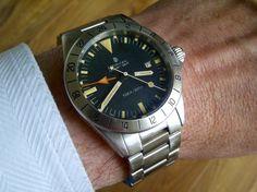 Steinhart Vintage Ocean 1 GMT - Rolex 1655 style