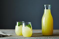 Pineapple Mint Lemonade - Recipes - Whole Foods Market Cooking Green Hills