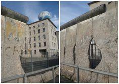 Muro de Berlim - Topographies des Terrors