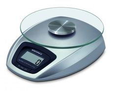 Soehnle's Siena Digital Food Scale is an attractive take on the classic food scale. With the precision and design you expect from European leader Soehnle.