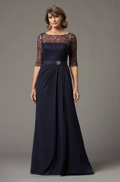 C20 by Watters, Fall 2013, mother of the bride/groom dress.