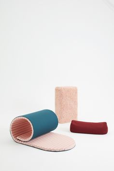 Remedy Rush: Design For Everyone - Design Milk Textiles, Kids Furniture, Furniture Design, Modern Furniture, Round Sofa, Id Design, Material Design, Minimal Design, Industrial Design