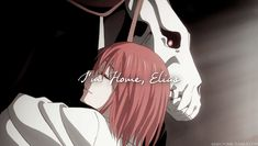 Kore Yamazaki, Elias Ainsworth, Best Romance Anime, The Ancient Magus Bride, Latest Anime, Kawaii, Anime Life, Shoujo, Dark Skin