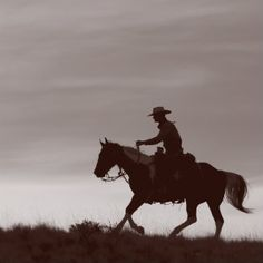 Real cowboys never run, they just ride away. | Cowboy proverb