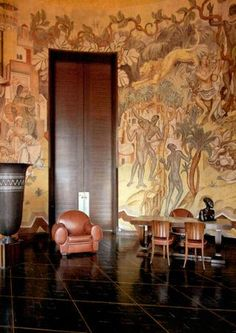 jdchiaramonte: Emile jacques Ruhlmann salon 1931 | Art Deco | Bloglovin'