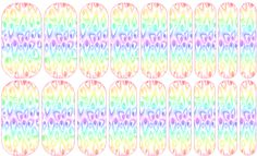 Pastel Feathered --- My custom Jamberry NAS design. If interested message me. $25 a sheet (includes the setup fee)