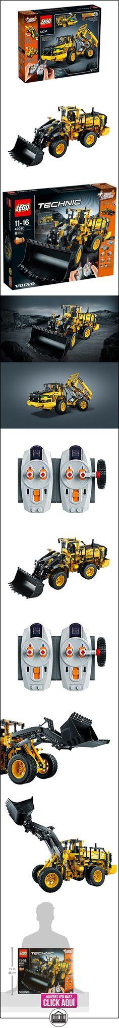 LEGO - Excavadora con Ruedas Volvo L350F con control remoto, multicolor (42030) ✿ Lego - el surtido más amplio ✿ ▬► Ver oferta: https://comprar.io/goto/B00H4908ZM