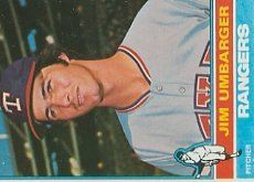 1976 Topps #7 Jim Umbarger RC - NM by Topps. $1.49. 1976 Topps Co. trading card in near mint condition, authenticated by Seller