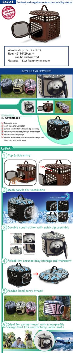 4e7037f9e310 Lepetco is a wholesale manufacturer of Travel Pet Carrier Bag and pet  carrier airline with reasonable