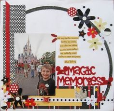 Disney LO- could work for Juju's disney trip pic's